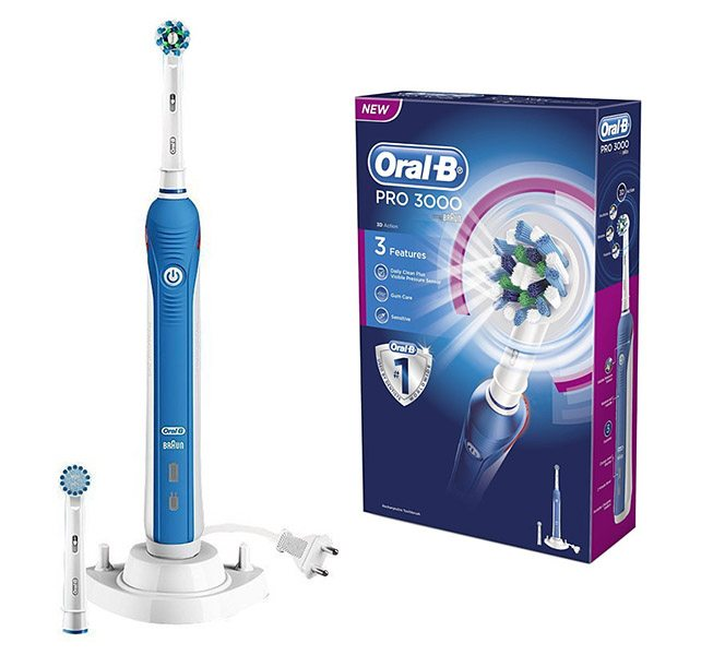Oral-B PRO 3000 «CrossAction»